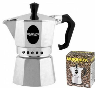 Caffettiera Morenita 1 Tazza Bialetti Industrie Top Shop 2018