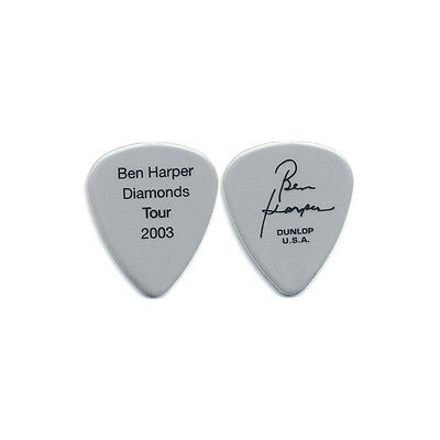 Ben Harper Ben Harper authentic 2003 tour Guitar Pick