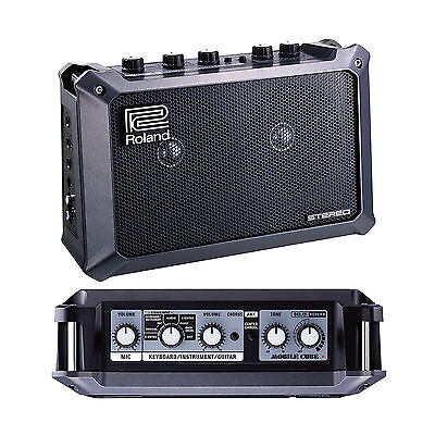 Roland Mobile Cube Guitar Amp New