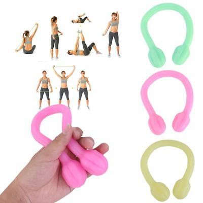 Silicone Rubber Resistance Band Gym Fitness Exercise Yoga Workout Training Rope