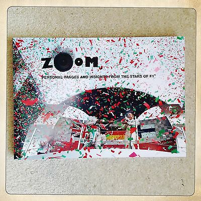 F1 Grand Prix Formula One 2016 ZOOM F1 Images Book Exclusive to Paddock Club