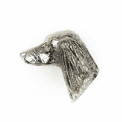 SALUKI Made in U.K Artistic Style Dog Clutch Lapel Pin Collection