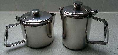 Stainless Steel Catering Teapots X2 B&B Etc