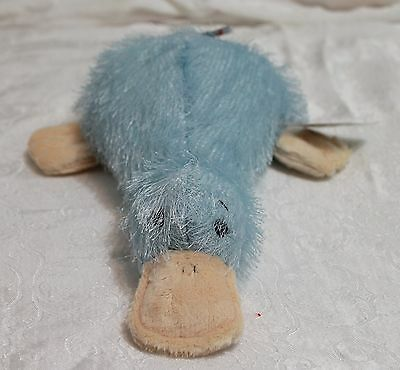 Bargain Kids Christmas Gift Webkinz Blue Googles Plush Stuffed Toy Animal Hm333