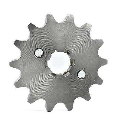 14Tooth 420 Chain Engine  Sprocket 17mm Centre Fit 50 - 125cc Dirtbike ATV Buggy