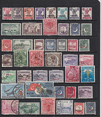 Parkistan - Wide Ranging Selection - 2 SCANS (Pa15121)