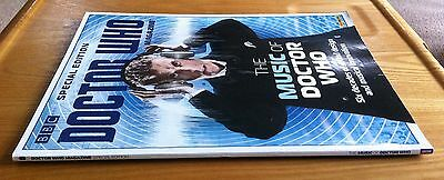 The Music Of Doctor Who DW Magazine Special Edition #41 in excellent condition