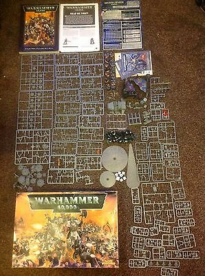 Warhammer 40,000 / 40k. 3rd Edition Boxed Set. 1998.