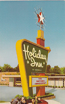 SILVER CITY , New Mexico, 50-60s ; Holiday Inn