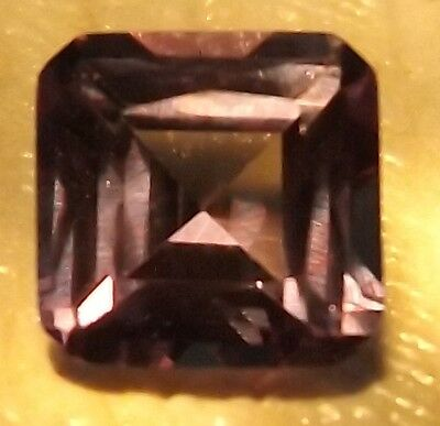 Alexandrite Simulated Color change Octagon cut 6x6mm. loose gemstones.