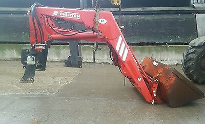 chillton loader to fit ford tractor