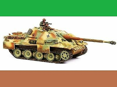 WOW EXTREMELY RARE King & Country WS059 Jagdpanther G1 654 abt Rouen 1944 BNIB
