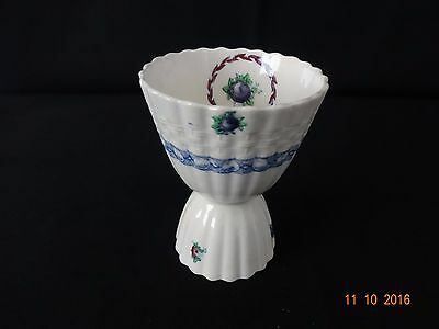 """Vintage Spode China Double Egg Cup Pattern Unknown 3 3/4"""" tall"""