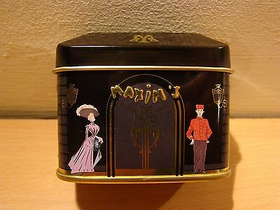Maxim's of Paris Miniature Chocolate Tin (Empty)