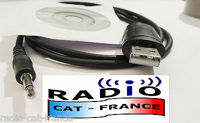 cable neuf CT 17 CAT programmation ICOM USB CT-17 IC 706 746 756 7800 7400