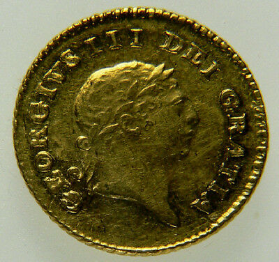1808 AEF George III Gold Third Guinea CGS 55 ☆☆☆ CGS Joint Finest Graded ☆☆☆