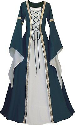 MEDIEVAL Renaissance dress ANNA, Tailor Made in Germany, XS S M L XL XXL 28