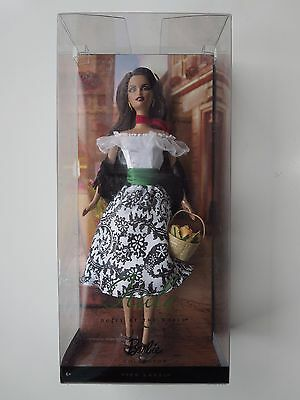 Neue Barbie® Collection Pink Label, Dolls of the world, Italy, OVP, 2009! Selten