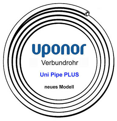 Uponor Uni Pipe PLUS Verbundrohr Bund (16,20,25,32)