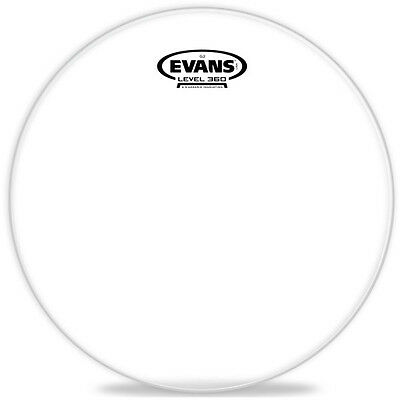 "Evans G2 Clear Drum Head Skin. choose from 6"" 8"" 10"" 12"" 13"" 14"" 15"" 16"" 18"" 20"""