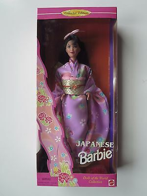Neue Barbie® Collection Dolls of the world, Japan,OVP! Selten
