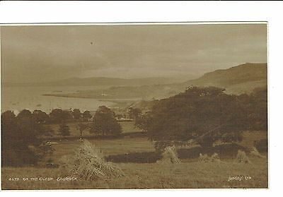 Gourock On The Clyde Rp Publisher Judges 1910's