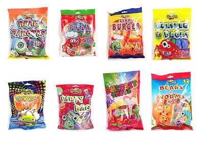 Bulk Lot Random Mix Lolliland Lollinauts Candies Candy Sweets Fun Party Favors