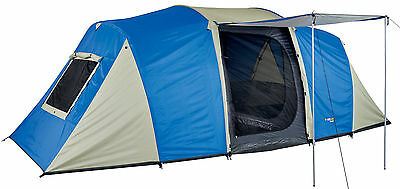 OZTRAIL SEASCAPE (3-ROOM) SLEEPS 10 Dome Family 10 Man Person Tent  NEW WA
