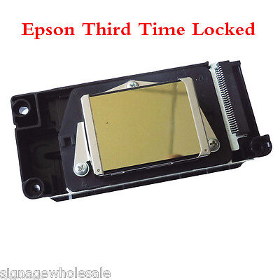 100% Original Epson Third Time Locked (DX5) Printhead - F186000