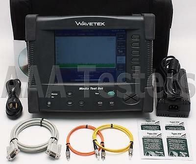 Wavetek Acterna MTS-5100 5073 WDM Optical Spectrum Network Analyzer MTS 5100