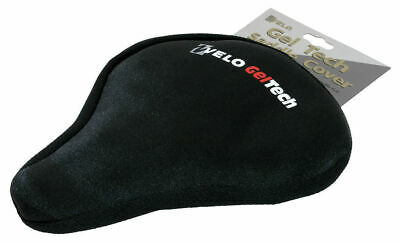 BICYCLE BIKE Velo Gel Tech Bicycle Seat Cover Standard