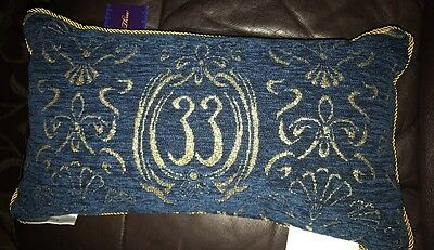 NWT Club 33 Pillow