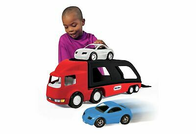 Little Tikes Large Car Carrier - 2 Cars Included.