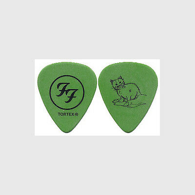 Foo Fighters Nate Mendel authentic 2005 tour Guitar Pick