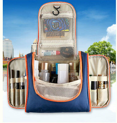 Cosmetic bag travel Portable High quality, Folding Multi Functional