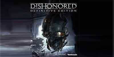 Dishonored: Definitive Edition/Game Of The Year Edition PC Digital Download