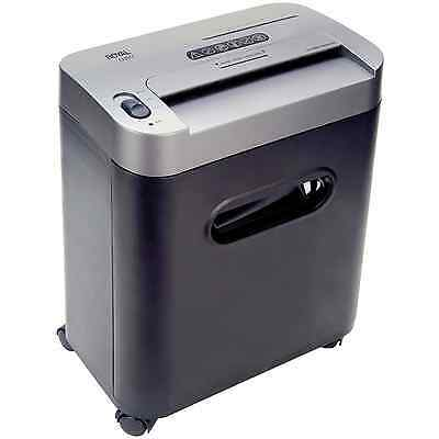 Crosscut Paper Shredder Heavy Duty 12 Sheet Cross Cut CD's Credit Cards Office
