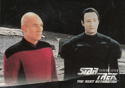 TNG Espiode 7 Trading Card Set (103 Cards)