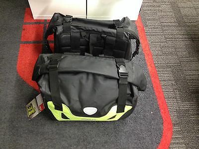 GIVI NEW WP405 Waterproof Saddle Bags - 25 Litre