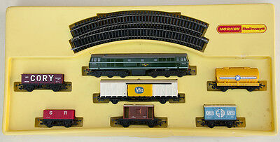 """Vintage Hornby R.507  """"the Freightmaster"""" Train Set 1973"""
