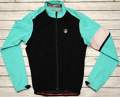 CAMPAGNOLO - TEXTRAN LIGHT - Bianchi green - LIGHTWEIGHT WINDPROOF JACKET size M