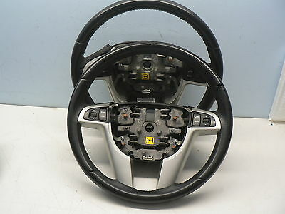 Holden Commodore VE  leather steering wheel with switches ss sv6