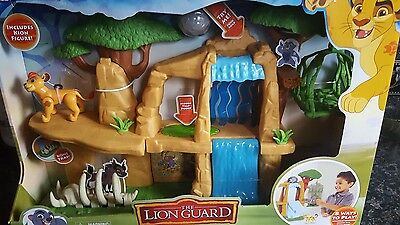 the lion guard playset