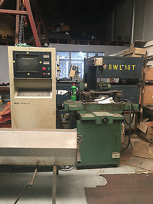 W.EDM CNC Wire Cutter reversible wire drum