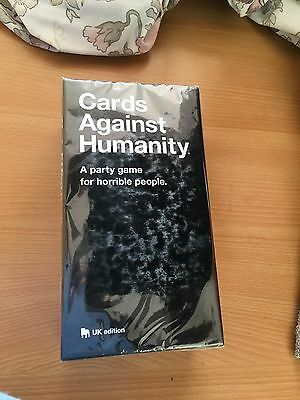 Cards Against Humanity UK Edition - New Sealed