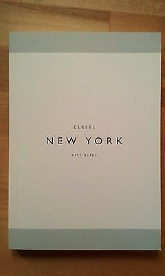 NEW YORK CITY GUIDE by CEREAL MAGAZINE