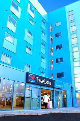 Travelodge HEATHROW T5 Hotel Double Room Friday 13 January