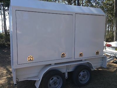 Enclosed Trailer 9x5 Custom Built