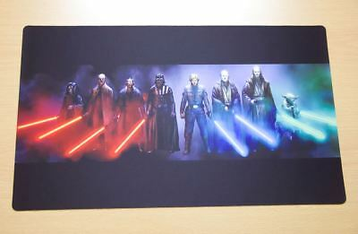 F1224 Free Mat Bag Star Wars Trading Card Games Playmat TCG CCG Large Mouse Pad