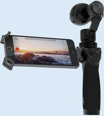 DJI OSMO Handheld 4K Camera & 3-Axis Gimbal with 2 Batteries/Mic CP.ZM.000160